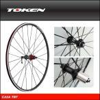 【送料無料】【TOKEN】トーケン Wheel クリンチャーホイール C22A TBT シマノ9-10-11S 前後セット【WO】【523WHRC9612】(20017991)
