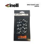 (cinelli) チネリ GRIP グリップ MIKE GIANT ART GRIPS マイク ジャイアント アートグリップ ブラック(605018-000010)