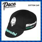 【PACE】ペース CYCLE CAPS サイクルキャップ COTTON CAP コットンキャップ BIANCHI OLTRE【15-0352】【836481002376】
