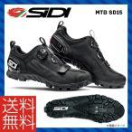 (送料無料※北海道・沖縄県除く)SIDI シディ MTB SHOES MTBシューズ MTB SD15 ブラック