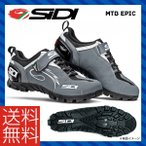 (送料無料※北海道・沖縄県除く)SIDI シディ MTB SHOES MTBシューズ MTB EPIC エピック グレー