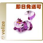 スワロフスキー 5135885 Disney CHESHIRE CAT ディズニー 不思議の国のアリス 「チェシャネコ」 クリスタル フィギュア 置物