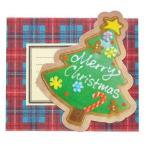 Sweets HolicクリスマスカードツリーL Xmas クリスマス グリーティングカード 北欧Xmasオーナメント プレゼント