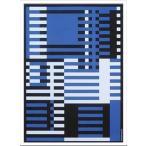 送料無料 Bauhaus バウハウス Aufwarts IBH70043 額付グラフィックアートポスター 取寄品 プレゼント バースデー
