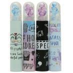 鉛筆キャップ 香り玉MIX4 えんぴつカバー 4本セット シンプル ソーダ&グレープ クラックス 文具 香り付き かわいい