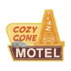 ステッカー トラベル ステッカー カーズ ディズニー 3 COZY CONE MOTEL エンスカイ 耐水 耐光