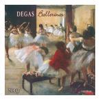 カレンダー 2019年 エドガードガ 壁掛け カレンダー TUSHITA Edgar Degas アート 名画 30×60cm
