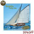 2020年 カレンダー 壁掛けカレンダー Sailing 帆船 artwork STUDIOS