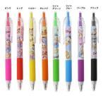 ノック式カラーゲルペン カラーペン ドナルド&デイジー カミオジャパン ディズニー 可愛い ボールペン
