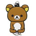 ラバーリール キーホルダー キー リング サンエックス リラックマ エスケイジャパン かわいい 便利 キャラクター