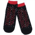 メンズ ソックス 男性用 靴下 STAR WARS スターウォーズ 最後のジェダイ エピソード8 ロゴ スモールプラネット 25?27cm