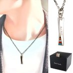 ポールスミス ネックレス メンズ レディース ブランド シンプル 160953 210