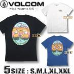 ボルコム Tシャツ VOLCOM メンズ 大きいサイズ サーフブランド スケボー スノボ AF042007