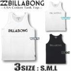 ビラボン タンクトップ Tシャツ メンズ BILLABONG サーフブランド アウトレット Sサイズ〜Lサイズ AJ011-350