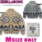 ビラボン レディース カウチン セーター カーディガン セーター サーフブランド BILLABONG アウトレット SALE セール AJ014-616