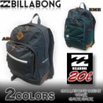 BILLABONGビラボンメンズアウトレット/AF012-924/20L/リュック/バッグ/バックパック/デイパック/サーフブランド