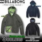 ビラボン BILLABONG メンズ ダウンスタイル 中綿 パーカー ジャケット サーフブランド  AF012-768