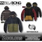 BILLABONG ビラボン メンズ リバーシブル ダウンタイプ パーカージャケット サーフブランドアウトレット AE012-753