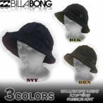 BILLABONGビラボン/AF012-939/アイコン刺繍ボアフリースバケットハット帽子/アウトレットサーフブランド