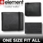 SALE!!メール便対応 / ELEMENTメンズ / エレメントメンズ / AF021-941-三つ折りベルクロ財布
