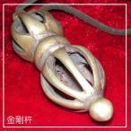 チベット 金剛杵(銅製)ペンダントトップ