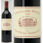 2011 パヴィヨン ルージュ デュ シャトー マルゴー 750ml (マルゴー)赤ワイン(コク辛口)(GVA)^ADMA2111^