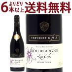 (よりどり)(8本で送料無料)2014 ブルゴーニュ ピノ ノワール 750ml(テヴネ エ フィス)赤ワイン(コク辛口)(GVB)^B0TVBR14^