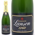 ランソン ブリュット ブラック ラベル 箱なし 750ml 並行品 (シャンパーニュ)白(シャンパン コク辛口)^VALS06Z0^