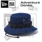 帽子 キャップ cap ハット メンズ レディース ニューエラ NEW ERA Adventure Denim インディゴデニム