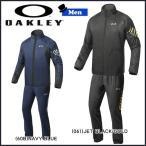 スポーツウェア ウインドブレーカー メンズ オークリー OAKLEY エンハンス ウインドウォーム スタンドジャケット パンツ 6.7上下セット