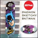 A# ALMOST(オルモスト) コンプリート DAEWON  SKETCHY BATMAN 8.0