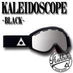 スノーボード ゴーグル 16-17 ASHBURY(アシュベリー) KALEIDOSCOPE BLACK/SILVER MIRROR ASIAN FIT  ≪16 17ASHBURY_gg≫