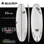 17 LIB TECH(リブテック) RAMP 5PLUG フィン付! サーフボード ランプ