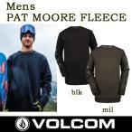 スノーボード メンズ  ミッドレイヤージャケット VOLCOM SNOW ボルコム PAT MOORE FLEECE