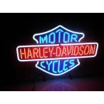 ショッピングハーレーダビッドソン ハーレーダビッドソン ネオン管 ロゴ HARLEY DAVIDSON 間接照明