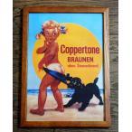 コパトーン 木製フレーム付きミニポスター Mサイズ 約27.5×38センチタイプ