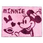 ミニーマウス フロアマット バスマット 玄関マット ディズニー
