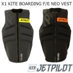 JETPILOT ジェットパイロット 2019モデル ライフジャケットX1 KITE BOARDING SEGMETNED F/E NEO VEST ネオベスト ウエイク JA18296K