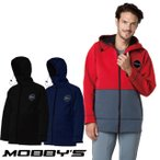 MOBBY'S モビーズ エアシェルター AIR SHELTER ボートコート ジャケット ウェットコート フード 大人用 メンズ レディース AG-5000