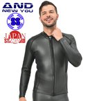 メンズ タッパー 2mm 長袖タッパー スキンタッパー サーフィン AND NEW YOU 2020年モデル タッパー単品