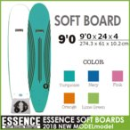 "ESSENCE SOFT BOARDS 9.0"" エ..."