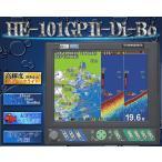 HONDEX (ホンデックス) HE-101GP-Di GPS外付仕様 10.4型カラー液晶プロッターデジタル魚探 アンテナ内蔵 GPS魚群探知機