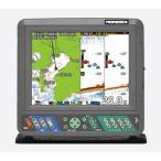 HONDEX (ホンデックス) PS-800GP(S) 8.4型カラー液晶GPS内蔵プロッター魚探 アンテナ内臓 GPS魚群探知機