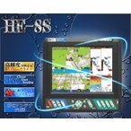 г╢╖ю╦Ў║в ╞■▓┘═╜─ъ HONDEX (е█еєе╟е├епе╣) HE-8S е╟е╫е╣е▐е├е╘еєе░╡б╟╜┼ы║▄ GPS╞т┬в╗┼══ 8.4╖┐елещб╝▒╒╛╜е╫еэе├е┐б╝╡√├╡ евеєе╞е╩╞т┬в GPS╡√╖▓├╡├╬╡б