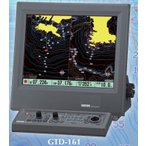 KODEN (コーデン) GTD-161 (GPS-20A) GPS センサー付き 15インチカラー液晶 GPSプロッター