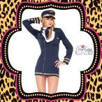 コスプレ衣装ハロウィン仮装コスチュームレディースForPlay(フォープレイ)FP550067パイロット3点セット/BG50