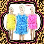 コスプレ 衣装 Xmas 仮装 コスチューム VFTQ(ビフテキ)VF-OR-DRS002ドレスドレス:全3色展開/