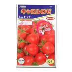 野菜の種/種子 キャロルロゼ ミニトマト 13粒 (メール便可能)サカタのタネ