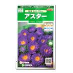 花の種 アスター[松本 ライトブルー] 0.8ml(メール便可能)