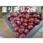 野菜の種/種子 丹波大納言・小豆 量り売り2dl